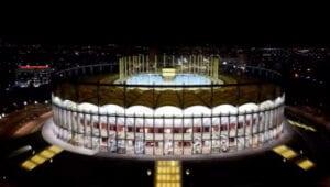 Arena Națională bukarest romania