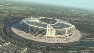 Baku olympiastadion