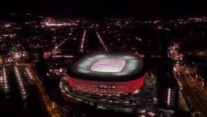 Bilbao San Mamés Stadium