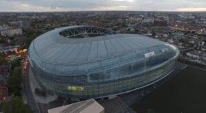 Dublin Arena irlanti