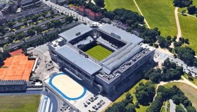 Parken Stadium Kööpenhamina