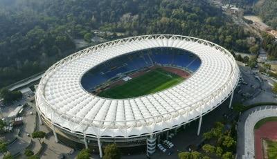 Stadio Olimpico Rooma Italia pelipaikat