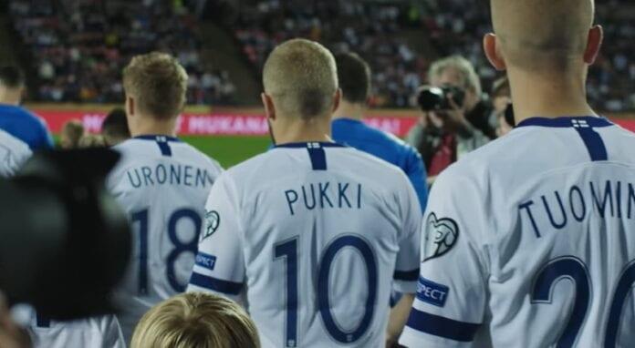 jalkapallon em-kisat 2021 Puola Suomen parhaat pelaajat Suomi Huuhkajat Jasse Tuominen