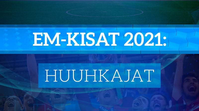 EM-kisat 2021 huuhkajat suomen joukkue