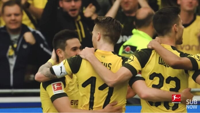 United Dortmund bundesliiga - jalkapallon em-kisat