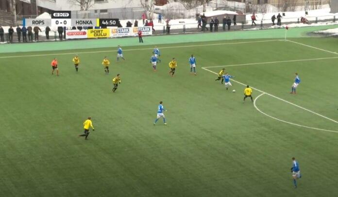 FC Honka veikkausliiga
