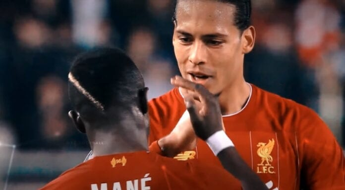 Valioliigan Virgil van dijk liverpool hollanti