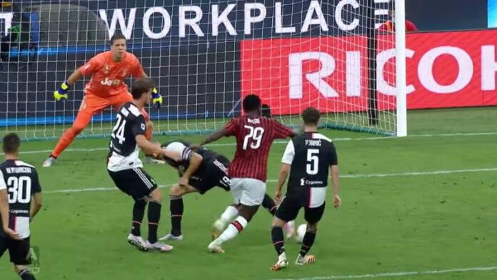 AC Milan Juventus Serie A