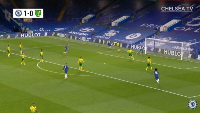 Chelsea Norwich teemu pukki