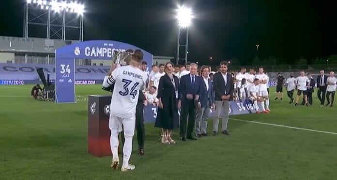 Real Madrid mestari