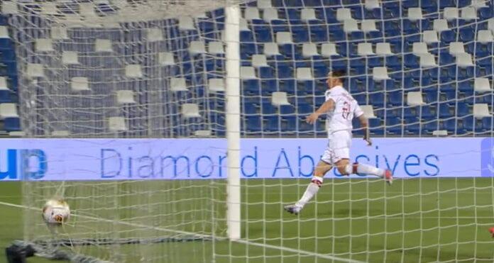 Zlatan Ibrahimovic - serie a AC Milan