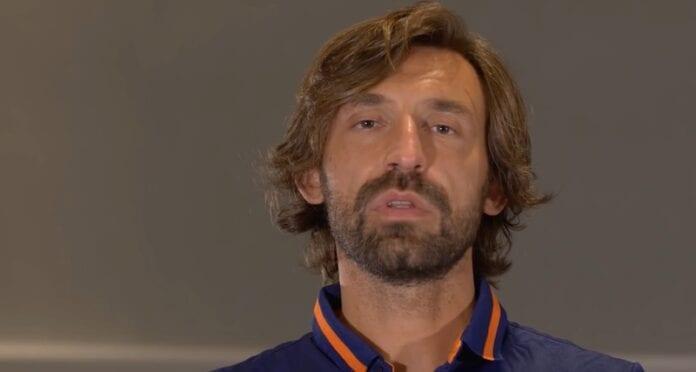 Andrea Pirlo Maurizio Sarri