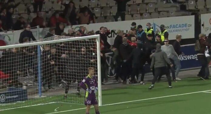 HIFK HJK Stadin derby