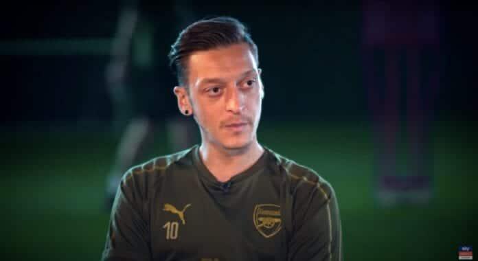 Mesut Özil Arsenal Saudi-Arabia