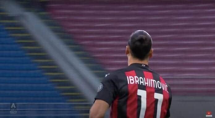 Zlatan Ibrahimovic Eurooppa-liiga