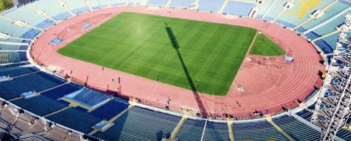 Huuhkajat Vasil Levski National Stadium Suomi Bulgaria