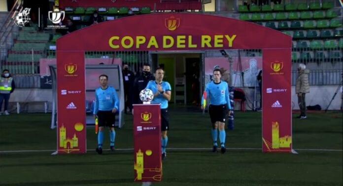 Copa Del Reyssä