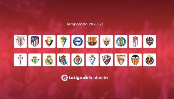 La Liga La Ligan tilanne la ligan mestaruustaisto