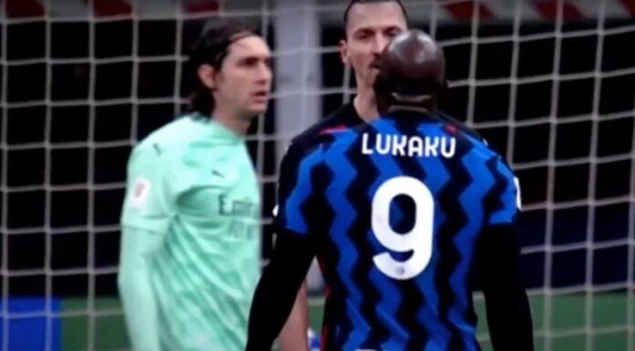 Zlatanin ja Romelu Lukakun