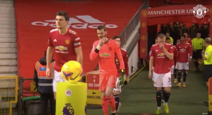 Manchester United Southampton 9-0