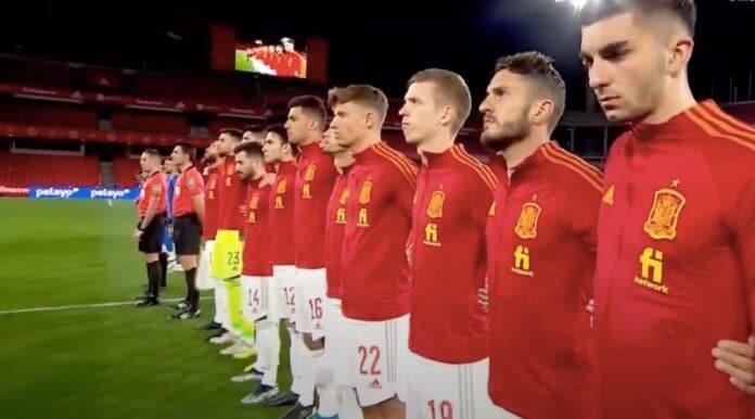 Espanja menetti pisteitä Kreikalle