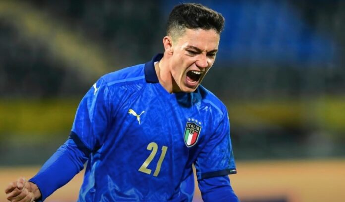 Italian EM-joukkue 2021