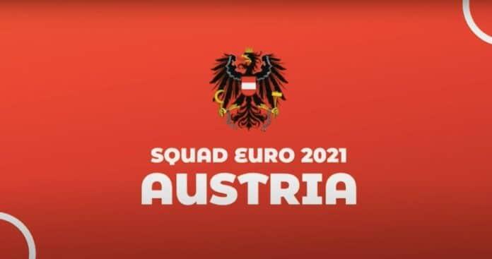 Itävallan EM-joukkue 2021