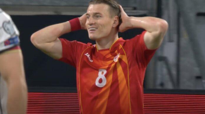 Pohjois-Makedonian EM-joukkue 2021