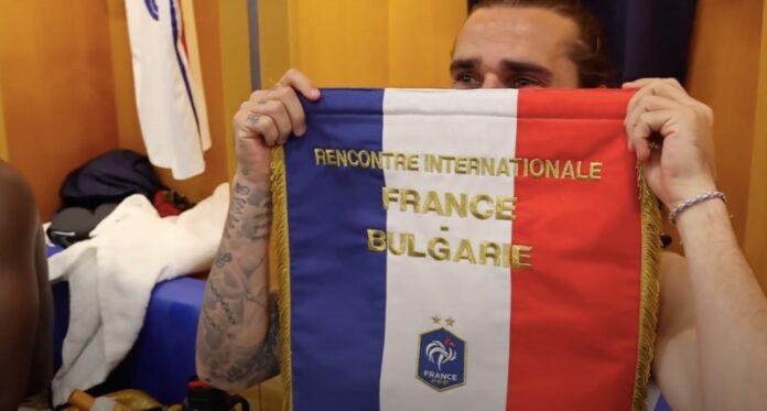 Ranskan EM-joukkue 2021