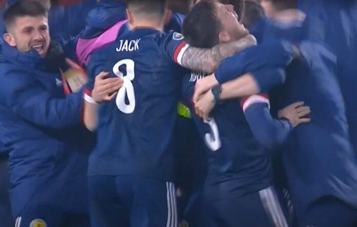 Skotlannin EM-joukkue 2021