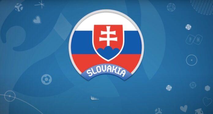 Slovakian EM-joukkue 2021