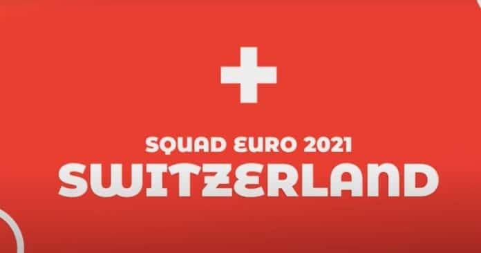 Sveitsin EM-joukkue 2021