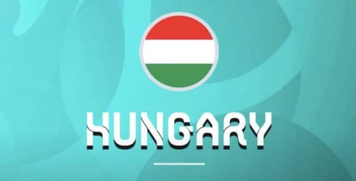 Unkarin EM-joukkue 2021