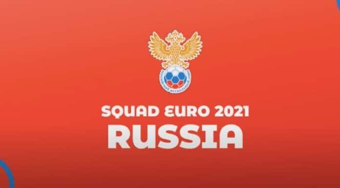 Venäjän EM-joukkue 2021